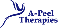 A Peel Therapies Logo